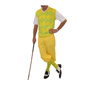 Golf uniform